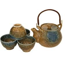 teapot set finish teapot set