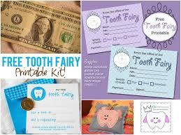 tooth fairy fun free pattern