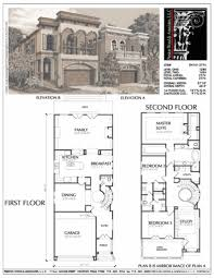 new orleans home plans new orleans house plans cage lalaurie fp narrow lots row home design