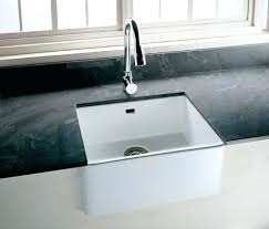 How To Clean White Porcelain Kitchen Sink White Porcelain Kitchen Sink Or White Porcelain Awesome