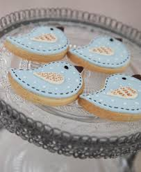cookies for baby shower simple iced cupcakes were packed in take