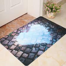 Funny Door Mat by 40x60cm 3d Cool Funny Room Door Mat Bathroom Kitchen Non Slip