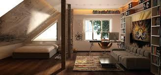attic ideas decoration finished attic ideas living room beautiful bedroom