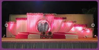 indian wedding stage decoration 2 png 824 419 deco pinterest