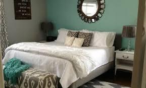 chambre peinture bleu décoration chambre peinture bleu canard 18 etienne