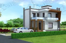 Front Elevations Of Indian Economy Houses by Duplex House Plans Duplex Floor Plans Ghar Planner