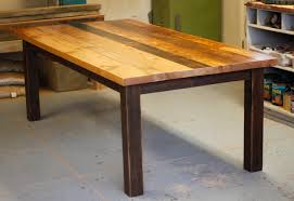 Reclaimed Wood Furniture Arbor Exchange Reclaimed Wood Furniture Patchwork Dining Table