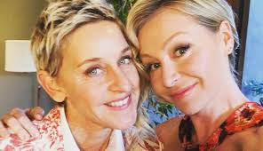 portias hair line ellen degeneres and portia de rossi are headed for divorce find