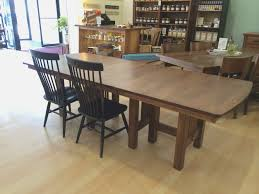 fresh trestle dining room table decorating ideas contemporary