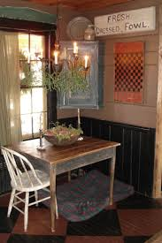 Primitive Kitchen Designs by 281 Best Primitive Dinning Room Dreaming Images On Pinterest