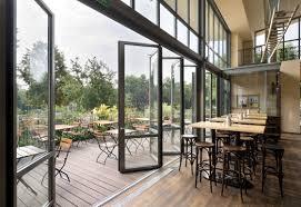verre pour veranda fenetre coulissante pour veranda de temps en tout cas de