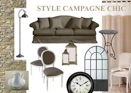 canapé style cagne chic style chambre cagne chic chaios com