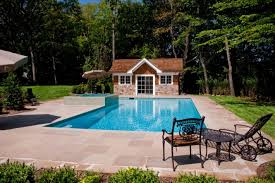 Inground Pool Landscaping Ideas Landscaping Ideas For Inground Swimming Pools Pool Design And
