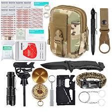 bracelet survival kit images Xuanlan emergency survival kit 50 in 1 outdoor survival gear tool jpg