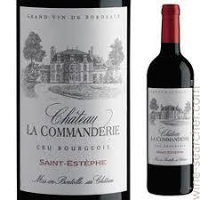 learn about st estephe bordeaux chateau la commanderie estephe prices