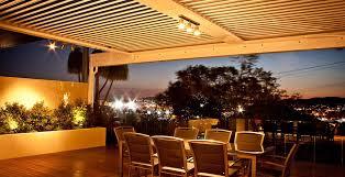 Patio Lighting Perth Pergolaire Opening Roof Louvered Patio Lookbook Pergolaire