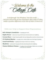 camping menu planner template wide coffee menu by ranny febrianti via behance menu design menu the cottage cafe