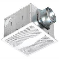 Bath Fan Shop Air King 0 3 Sone 130 Cfm White Bathroom Fan At Lowes Com