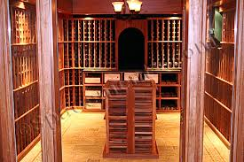 finished basement design wine cellar photo delaware county pa