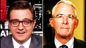 chris hayes teaches gop rep about how passing the ahca would work
