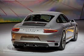 porsche carrera 2016 2017 porsche 911 redesign united cars united cars