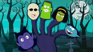 finger family monsters finger family monster family