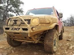 muddy truck the brotherhood sisterhood of 2012 trail teams radiant red