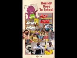 The Backyard Show Book Barney by Barney Goes To Specialized Play Along Youtube