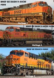 paint schemes bnsf heritage paint schemes today u0027s railroading in america