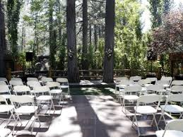 South Lake Tahoe Wedding Venues Revive Coffee Wine Garden Weddings Lake Tahoe Wedding Venue South