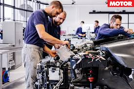 bugatti factory how to build a bugatti chiron motor