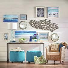 Beach Cottage Decorating Ideas Wall Ideas Beach Wall Decor For Bathroom Beach Wall Decor For