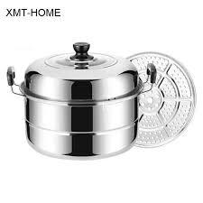 home pans xmt home kitchen utensil thick soup pots steamer pans kitchen