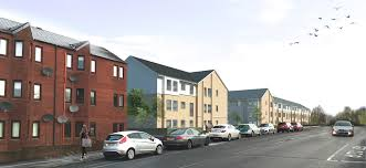 build homes sanctuary to build new homes in glasgow scottish housing news