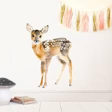 nursery decor nursery baby deer woodland deer decor nursery