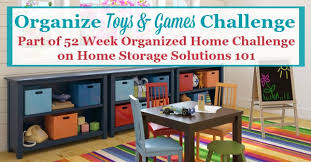 how to organize toys organize toys challenge keep track of children s play things