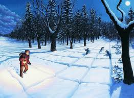 Cold Comfort Meaning History Of Art Rob Gonsalves