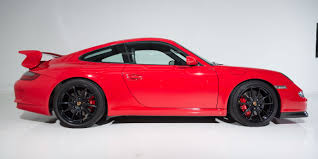 red porsche 911 porsche 911 997 gt3 2007 gve luxury vehicles london