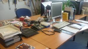 Schreibtisch Ums Eck So Sortiert Man Einen Schreibtisch