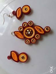 quilling earrings set quilling earrings set clasf