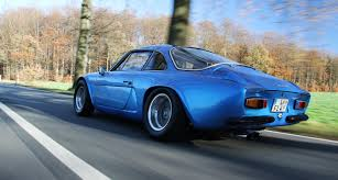 alpine a110 alpine a110 close to the road yet near heaven classic driver