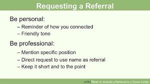 cover letter referral samples referral letters medical buyer