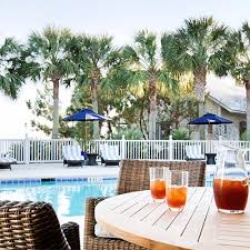 Patio Furniture Mt Pleasant Sc by The Cottages On Charleston Harbor Luxury Vacation Rentals