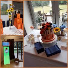 summer networking event hampton court palace golf club