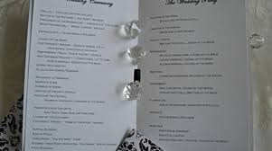 wedding programs catholic mass catholic mass wedding programs tolg jcmanagement co