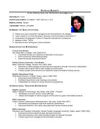 Resume Format Sample For Job Application by Cover Letter Resume Format Singapore Resume Format Singapore Style