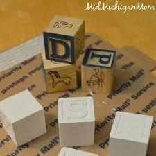 diy block ornaments hometalk