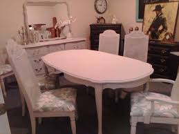 French Provincial Dining Room Set Painted French Provincial Dining Set U2013 Painted Furniture