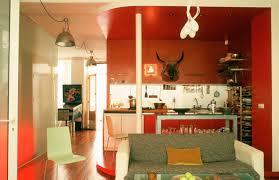 Peinture Rouge Cuisine by Indogate Com Decoration Cuisine A Faire Soi Meme