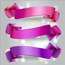 purple ribbons abstract purple ribbons vectors material vector abstract free